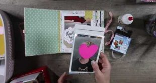 Grundausstattung Scrapbook für Anfänger, Tutorial Scrapbook Album für Beginner, Scrapbook – YouTube - http://toptrendspint-merge.whitejumpsuit.tk