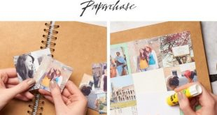 In need of scrapbooking ideas? Well, this one is perfect, especially if you go t...