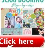 """Learn """"Step-by-Step"""" Techniques from Scrapbook Memories Magazine! - Echo Park Pa..."""