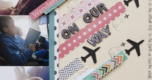 8 Ways To Scrapbook Your Tropical Vacation