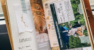 "Chloe on Instagram: ""[Austria • Salzburg] Journaling on the road ?"""