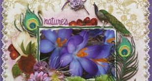 Layout by Gabrielle Pollacco for Australian Scrapbook Ideas Magazine using Webst...