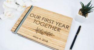 Scrapbook Layout Ideas Boyfriend - Our First Year together Scrapbook, First Year...