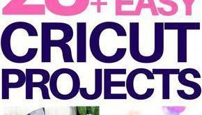 25+ Amazing Cricut Project Ideas to Try [Free Printable]