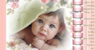 Baby Scrapbooking Ideas | Media Kit | Scrapbook MAX! Digital Scrapbooking Softwa...