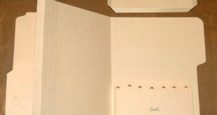 mini album from manilla folders ... genuis! CREATIVITY IS CONTAGIOUS: A VINTAGE...