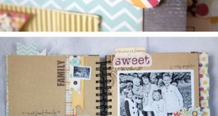 37+ Brilliant Image of Scrapbooking Covers Ideas