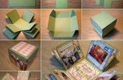 56 Ideas Diy Gifts For Boyfriend Scrapbook Exploding Boxes For 2019
