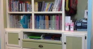 Delightful Craft Room Ideas (Small, Storage, And DIY Craft Room) #onabudget #sma...