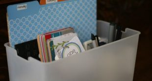 Scrapbook Organization: What are your biggest challenges? (And a chance to win!)