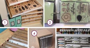42+ Genius Ways to Organize Every Craft Supply You Own