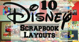 25 Inspired Photo of Scrapbook Ideas Layouts