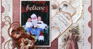 37+ Creative Image of Vintage Scrapbooking Ideas Templates