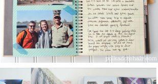 37+ Pretty Image of Scrapbook Travel Ideas Simple