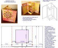 4 x 4 Pop-Out Frame card photo 4x4Pop-OutFramecardtemplate.jpg