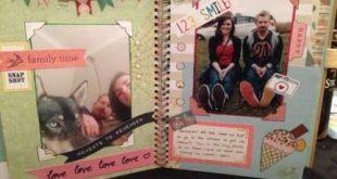 62 Ideas For Diy Gifts For Boyfriend Anniversary Scrapbooks Smash Book