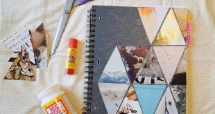 Awesome Ideas for DIY Journals and Diaries | Insanely Easy DIY Projects For Begi...