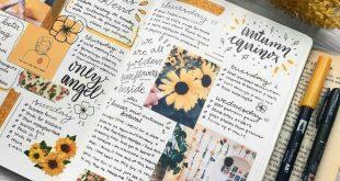 Como Se Organizar Usando Bullet Journal