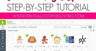 Cricut Tutorial  2019  Easy Step by Step Circut Tutorial  How to Add Your Own Im...