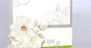 Elegante Blüten – anna's Paperbox