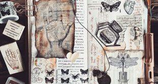 Ideen und Layouts für Midori Traveller-Notebooks. Inspiration für eine Reise ....