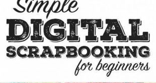 Just getting started? Here are some simple scrapbooking for beginners ideas, tip...