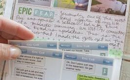 Kindhearted Scrapbook Photo Album #scrapbookingph #KitsForScrapbooking
