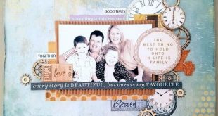 Male Scrapbooking Ideas for Beginners  Uniquely Creative  2019  Male Scrapbookin...