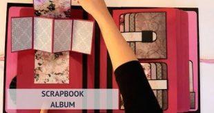 SCRAPBOOK ALBUM FOR BOYFRIEND | MINI ALBUM | PHOTO ALBUM | SCRAPBOOK IDEAS You ...