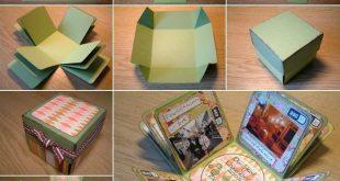 Scrapbooking - DIY Fotoalbum Ideen für eure Urlaubsbilder & Familienfotos