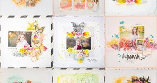 Scrapbooking, Scrapbook, Scrapbook ideas, Scrapbook Layouts, Scrapbooking for be...