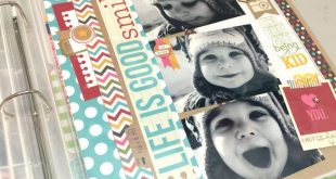 So You Want to Start Scrapbooking (Yay!) Here's How to Get Going