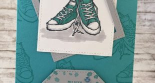 Stampin' Up! - Karte Echt Cool Sale A Bration - Nics Kreativeck
