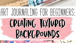 Step-by-Step Art Journal Techniques