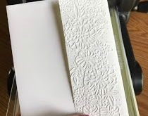 Tip for Decorating Envelopes - Quick & Easy!