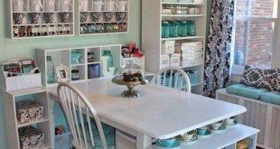 Top 10 Interior Design Ideas For Craft Room Top 10 Interior Design Ideas For Cra...